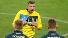 Молодий талант збірної України зізнався, як отримав прочухана від Шевченка