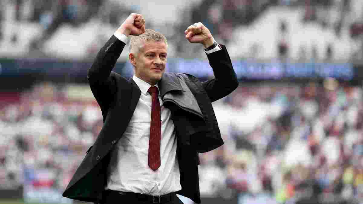 Сульшер отметил трио Манчестер Юнайтед после победы над Вест Хэмом