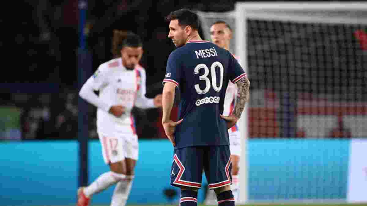 Один из самых красивых ударов Месси со штрафного в видеообзоре матча ПСЖ – Лион – 2:1