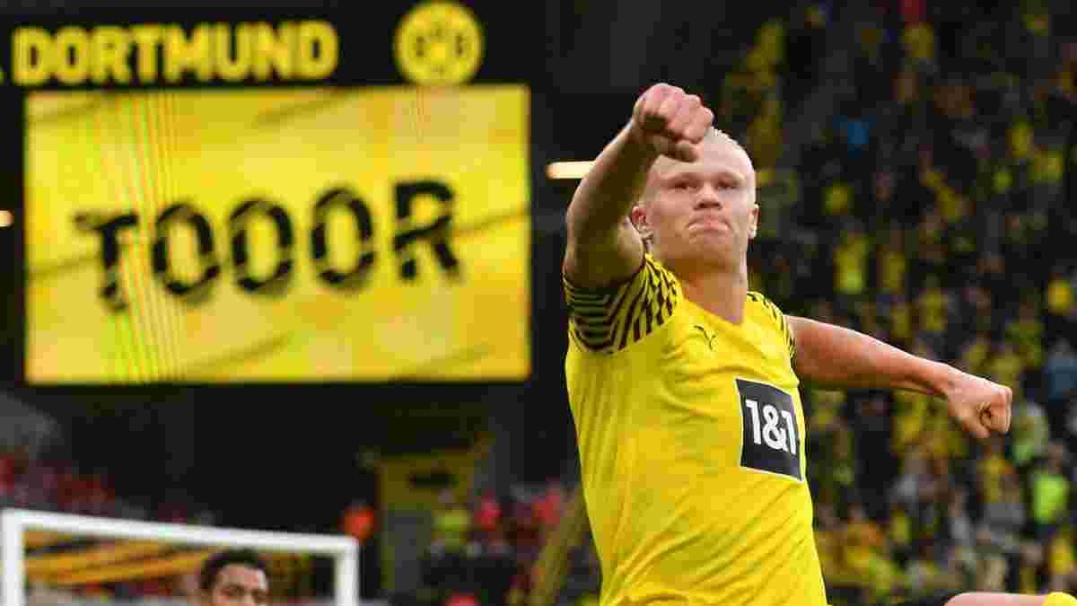 Сногсшибательный гол Холанда в видеообзоре матча Боруссия Д – Унион Берлин – 4:2