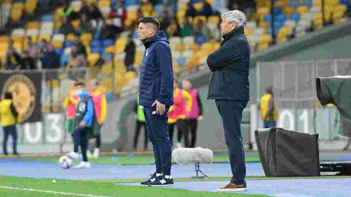 Луческу знайшов несподіване покарання для фанатів Динамо за бійку на НСК Олімпійський