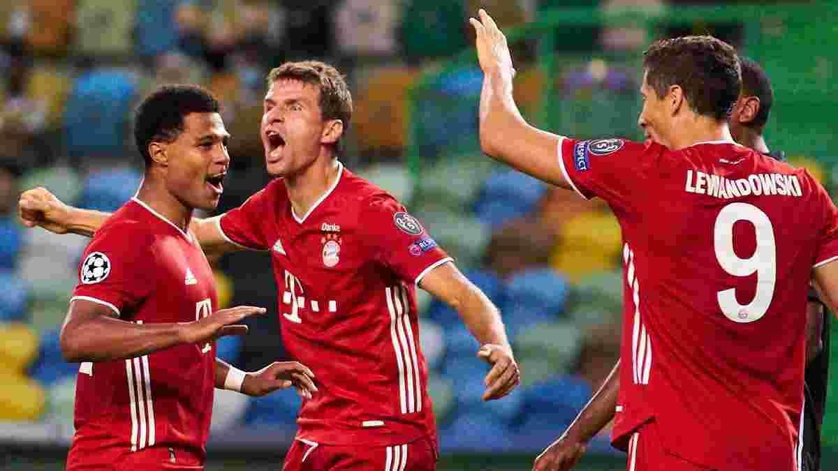 Бавария подготовила новый контракт для звездного форварда