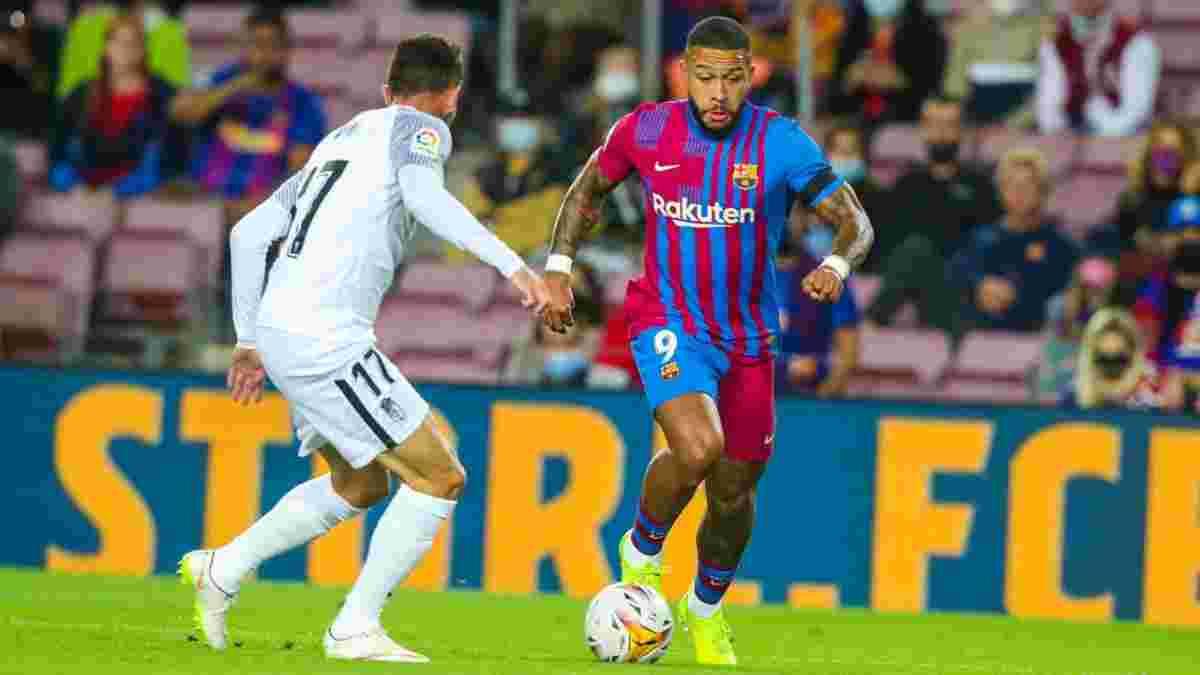 Куман был в шаге от фиаско – видео голов и обзор матча Барселона – Гранада – 1:1