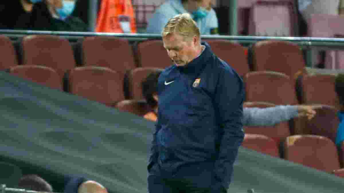 Куман пояснив нетипову тактику Барселони в матчі з Гранадою та відзначив рятівника каталонців