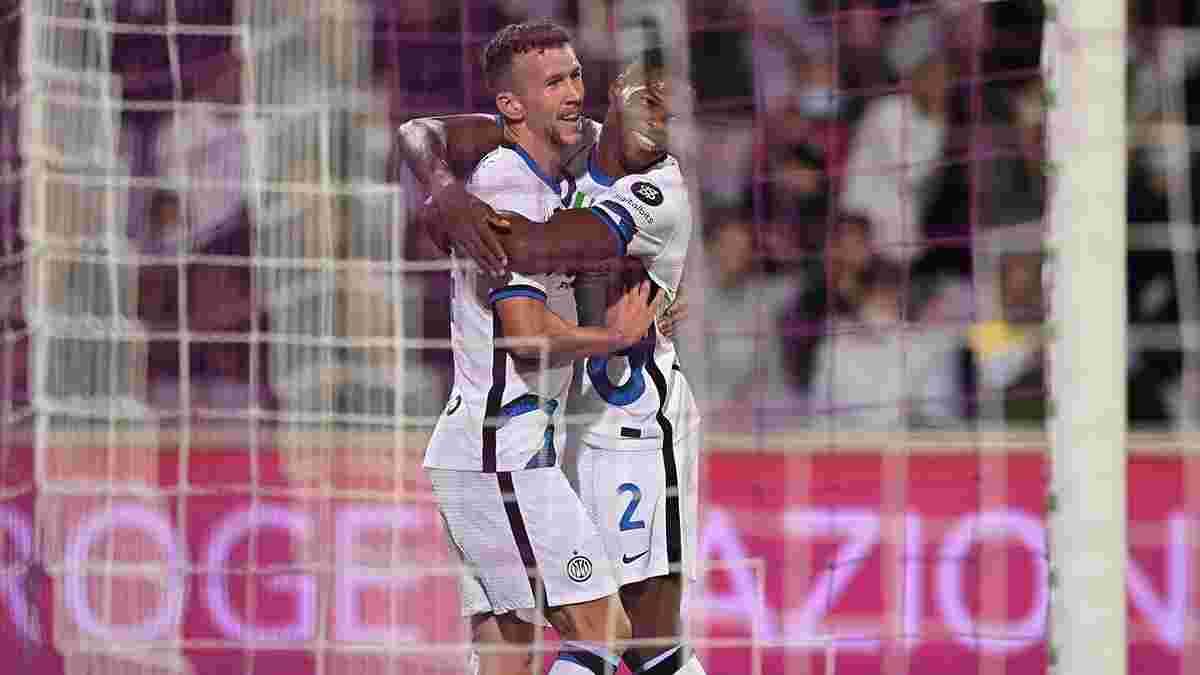Грандиозный юбилей Интера в видеообзоре матча против Фиорентины – 3:1