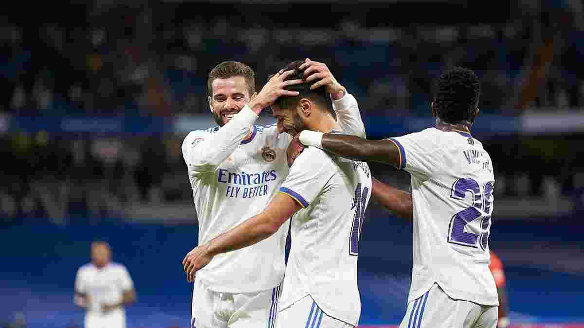 Реал завдяки феєрії Бензема та хет-трику Асенсіо знищив Мальорку й очолив турнірну таблицю Ла Ліги