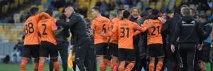 Шахтер догнал Динамо по количеству выигранных Суперкубков Украины