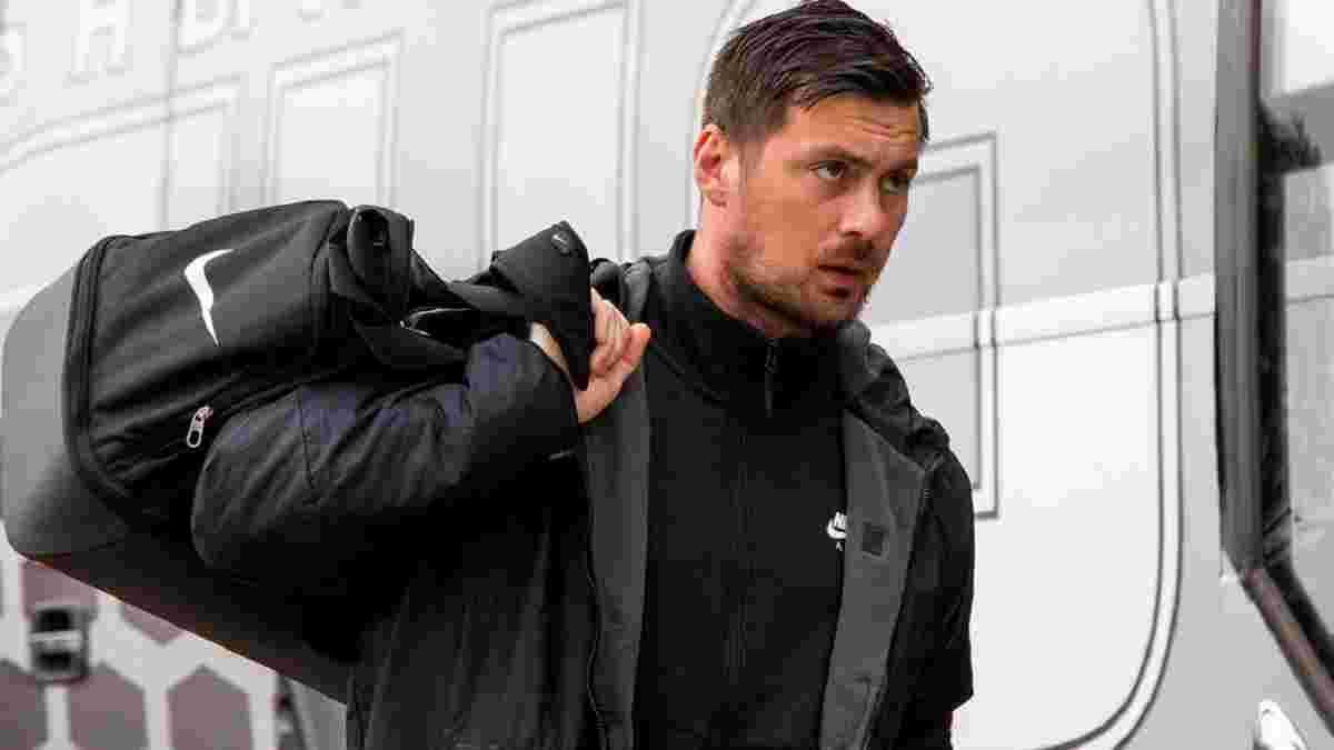Милевский официально завершил карьеру футболиста