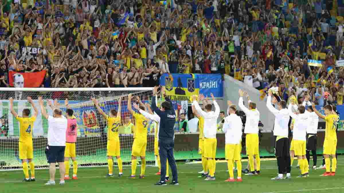 Україна – Боснія і Герцеговина: стартував продаж квитків на матч відбору ЧС-2022 у Львові