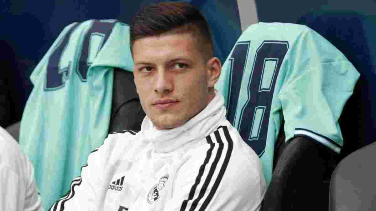 Реал має два варіанти з трансфером Йовіча в АПЛ