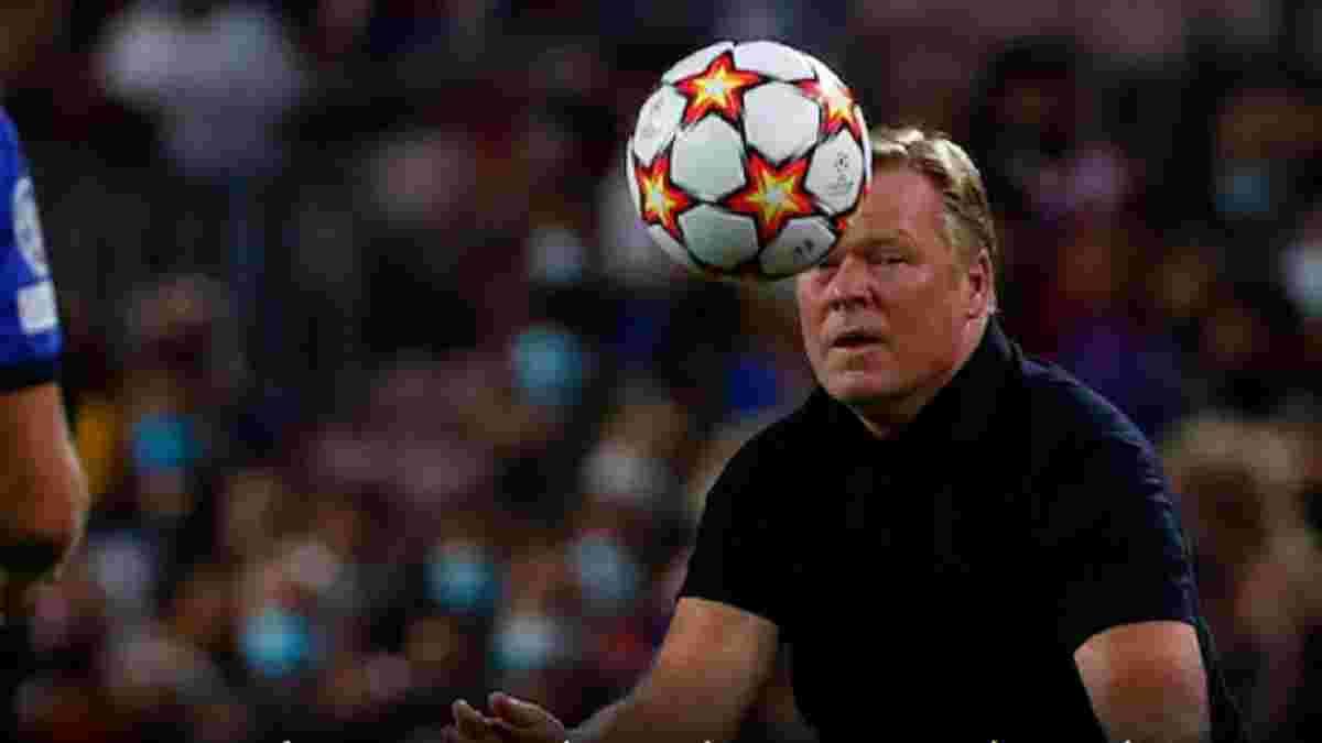 Барселона звільнить Кумана, якщо команда програє Кадісу, – ЗМІ