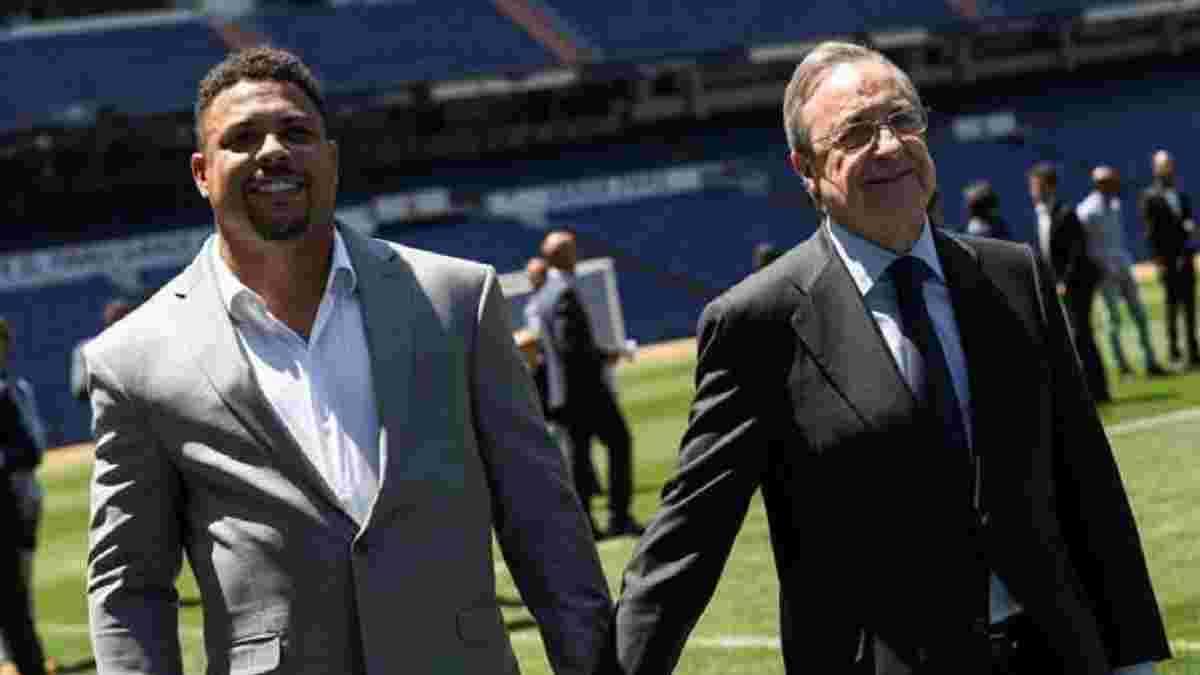 """""""Фанати хочуть бачити матчі Реала проти ПСЖ"""", – Роналдо підтримав ідею скандальної Суперліги"""