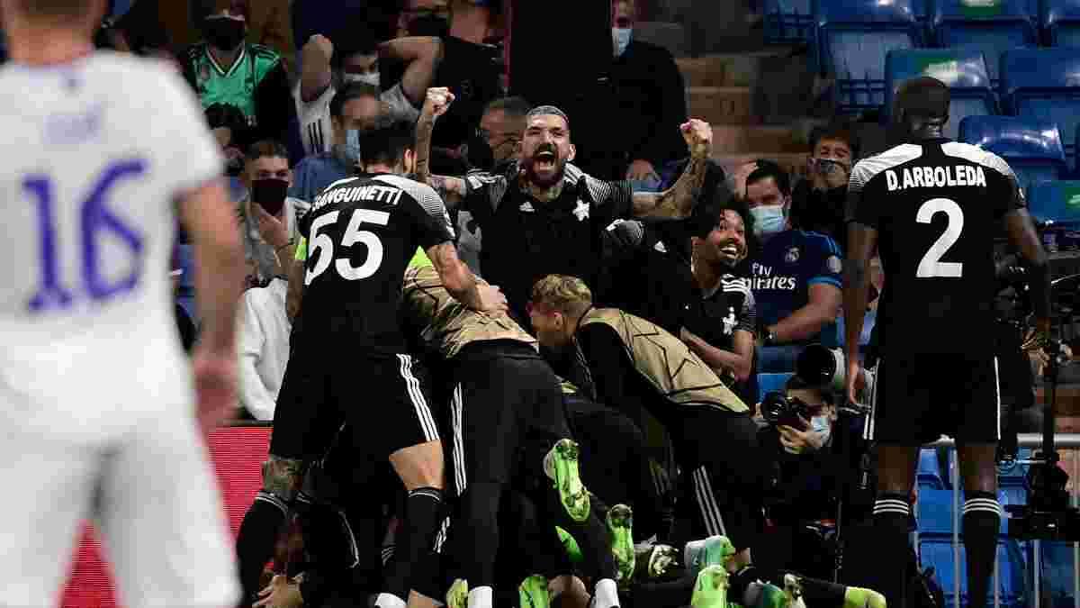 Реал епічно зганьбився проти Шерифа: Вернидуб написав казку у Мадриді, його команда – абсолютний лідер