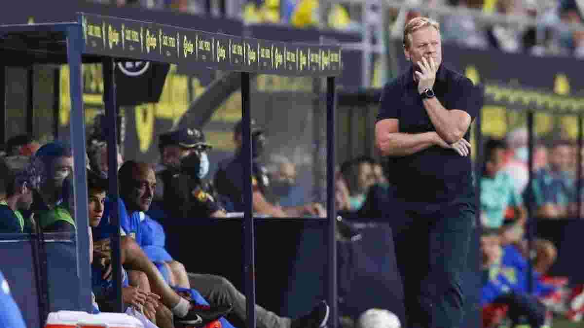 Куман отримав дискваліфікацію на 2 матчі – наставник Барселони пропустить протистояння з Атлетіко