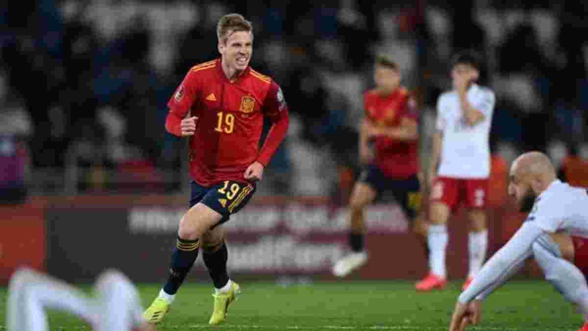 Іспанія залишилась без своєї зірки на фінальний етап Ліги націй