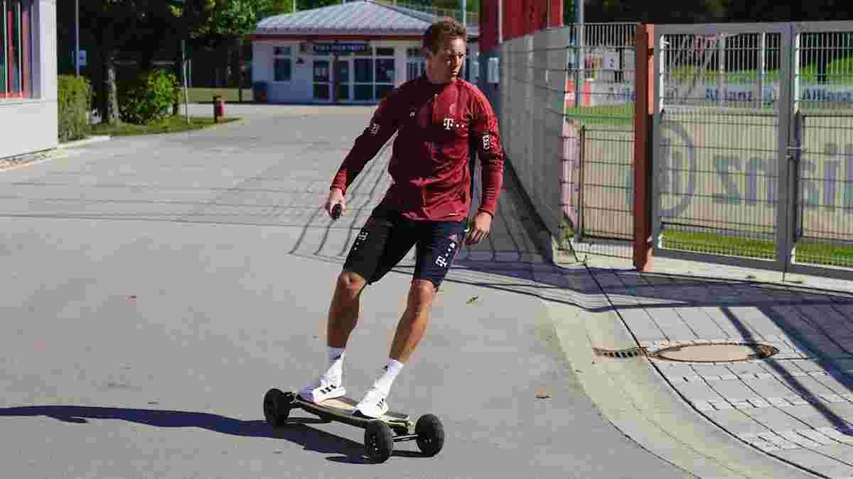Нагельсманн за 6 матчей Бундеслиги установил новый тренерский рекорд Баварии