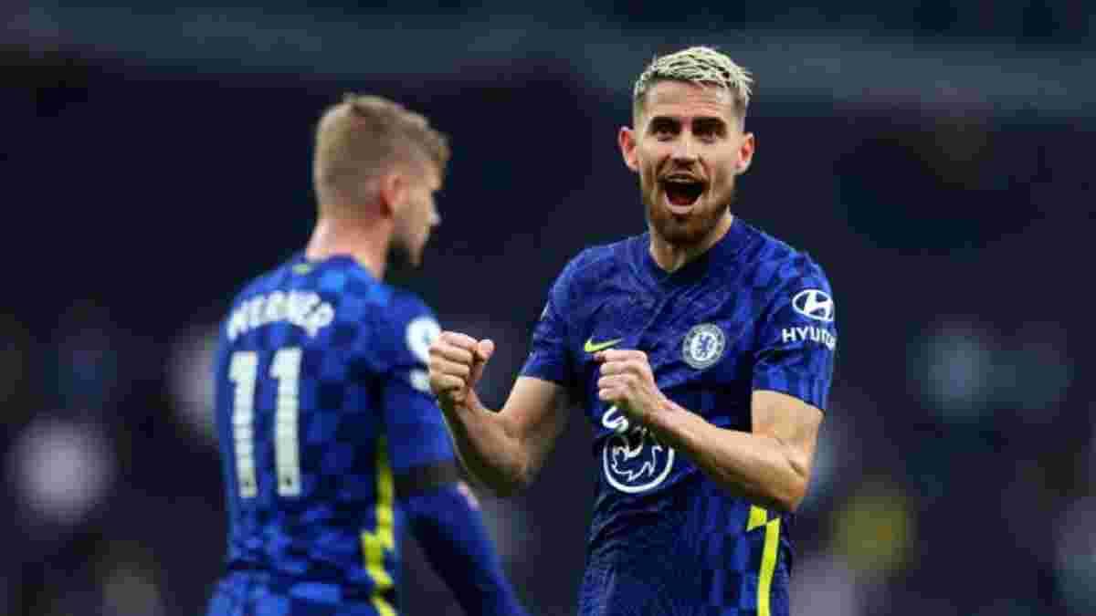 Манчестер Сити вместо Челси: Жоржиньо признался, что мог оказаться в команде Гвардиолы