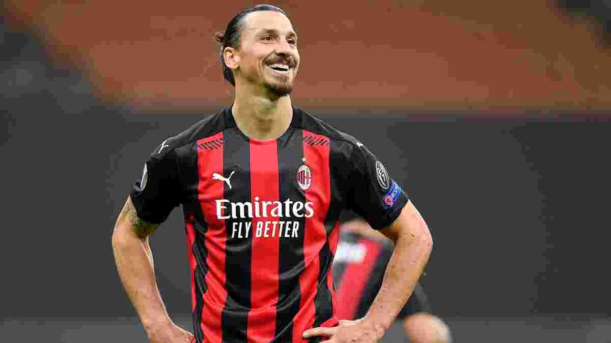 Ибрагимович: Спросил в Милане, кто сыграл хотя бы один матч в ЛЧ? Только двое подняли руки – думал, это шутка