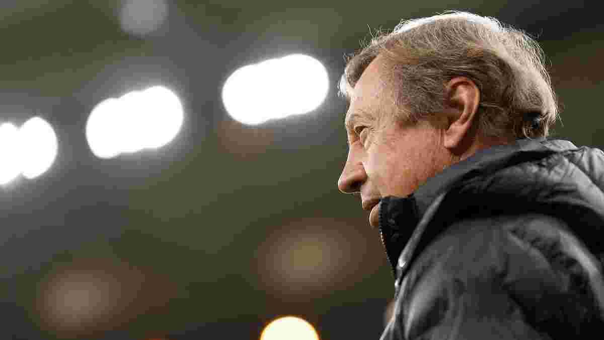 Семин официально остался без работы – экс-тренер Динамо не проработал и двух месяцев