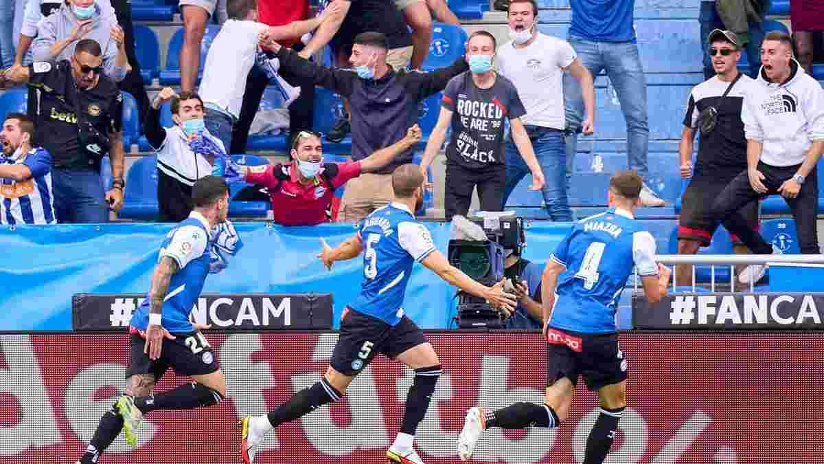 Севилья в меньшинстве удержала победу над Эспаньолом, Валенсия в добавленное время вырвала ничью у Атлетика