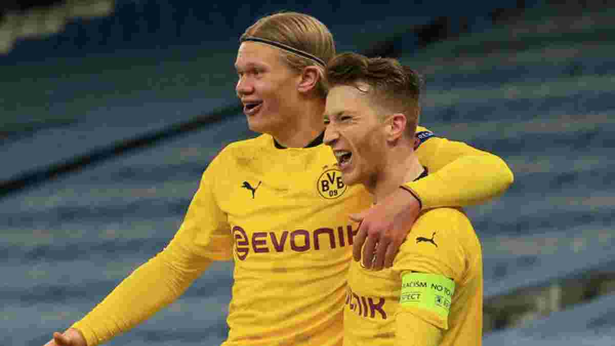 Холанд и Ройс пропускают топ-матч Бундеслиги из-за травм – впереди поединок в Лиге чемпионов