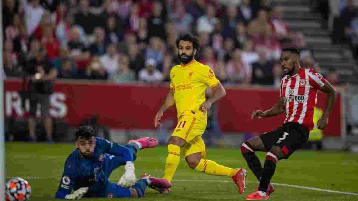 Брентфорд – Ливерпуль – 3:3 – видео голов и обзор матча