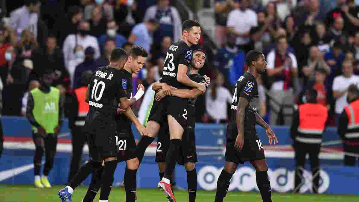 ПСЖ знову виграв без Мессі, Лілль повертається на переможний шлях, Ліон вирвав очко у меншості: Ліга 1
