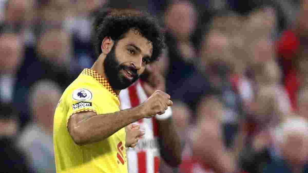 """Салах встановив історичний рекорд Ліверпуля – єгиптянин був дуже близький до """"запізнення"""""""