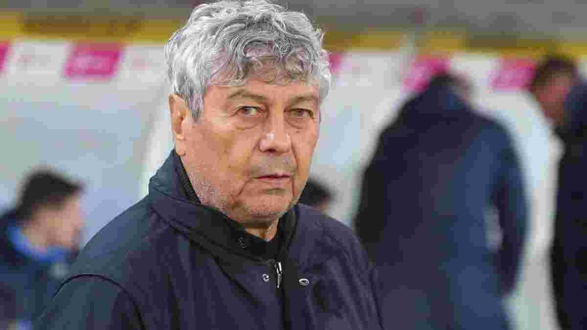 Луческу – про перспективи Супряги і Вітінью в Динамо: Я створив той футбол, який зараз демонструють у Шахтарі