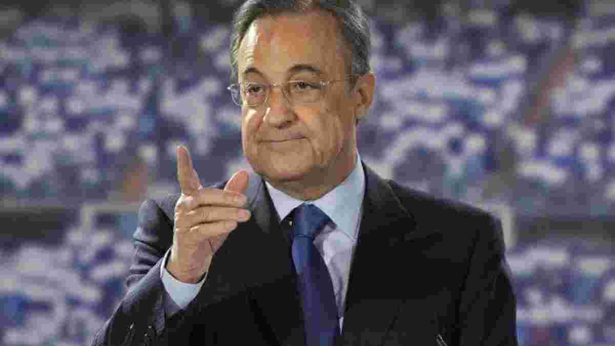 """""""Підпишемо Мбаппе наступного року"""": Перес дав вибухову обіцянку фанатам Реала"""
