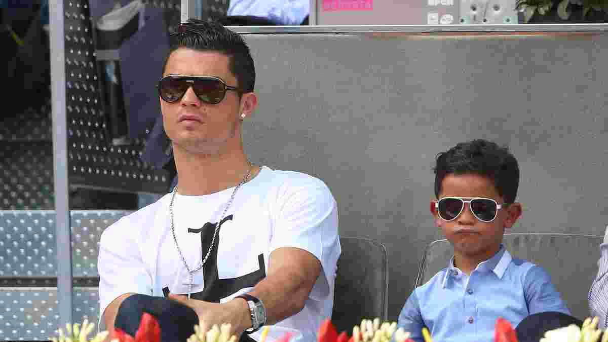 Роналду підготував план після завершення кар'єри – син Кріша зіграє вирішальну роль