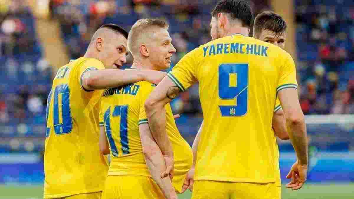 Воробей назвал главного конкурента сборной Украины в борьбе за выход на ЧМ-2022