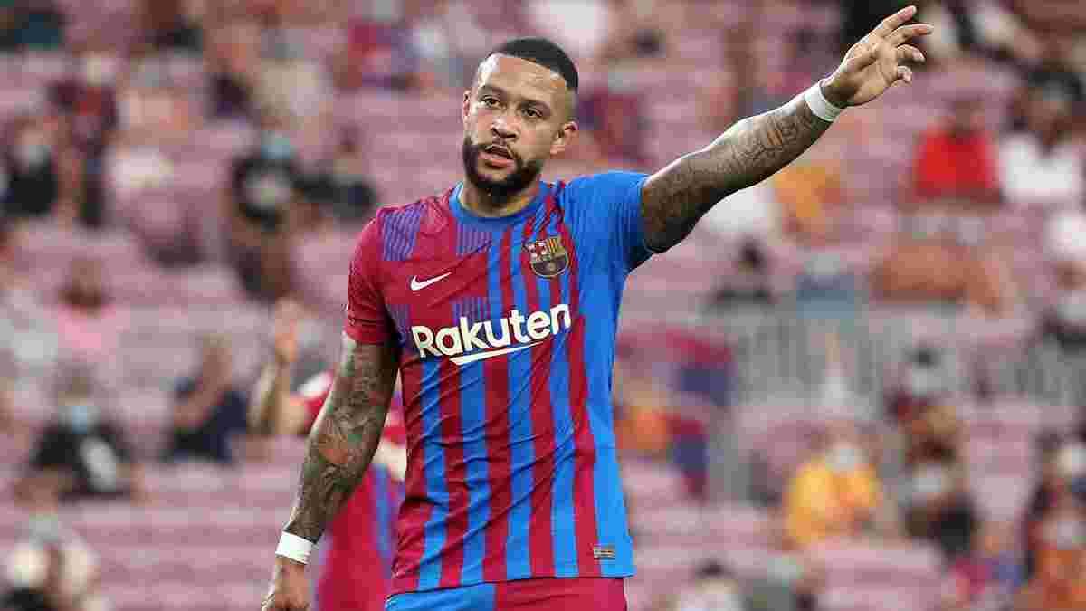 """Барселона ризикує отримати """"проблему Мессі"""" з Депаєм – клуб не забезпечив тривалий контракт нової зірки"""