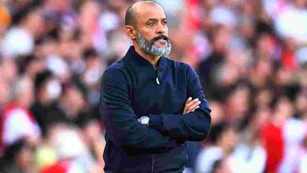 Ешпіріту Санту – про поразку Тоттенхема від Арсенала: Беру на себе відповідальність, рішення не відповідали установці