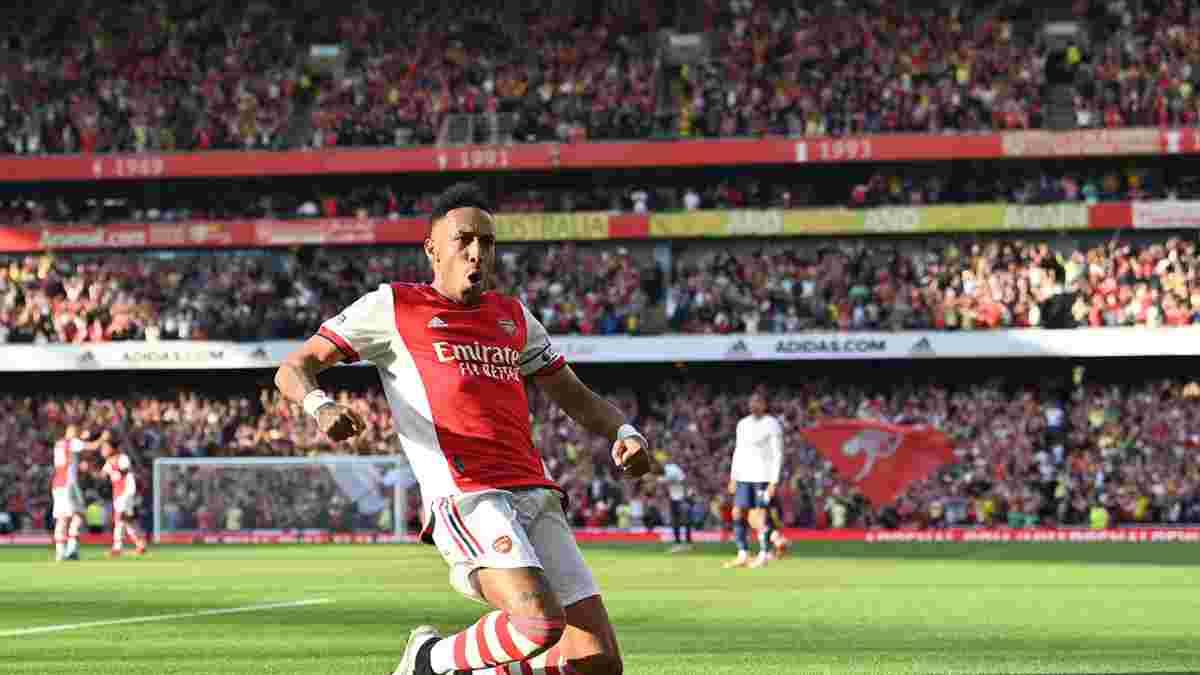 Арсенал – Тоттенхем – 3:1 – відео голів та огляд матчу