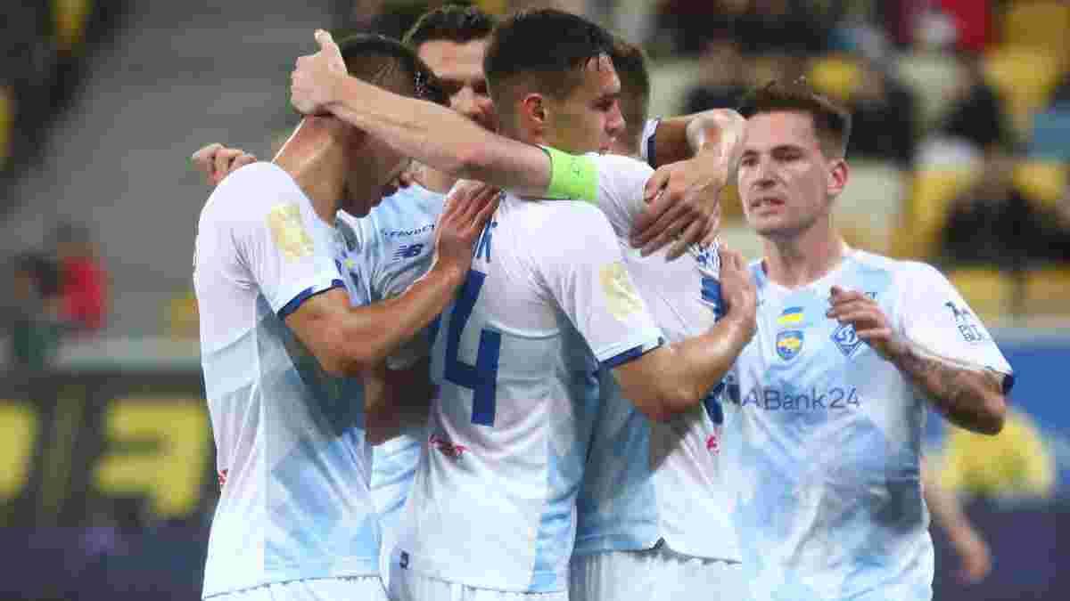 Динамо объявило заявку на матч против Баварии – есть большая потеря