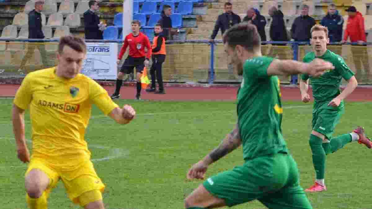 Альянс здолав Кремінь і піднявся у топ-3 Першої ліги,  Прикарпаття впевнено переграло Ниву Т
