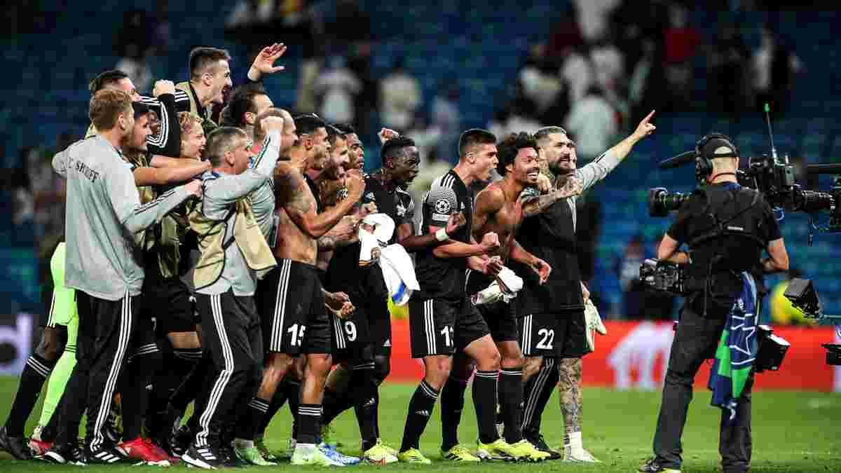 Сенсационная победа подопечных Вернидуба в видеообзоре матча Реал – Шериф – 1:2