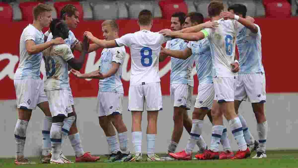 Баварія U-19 – Динамо U-19 – 0:4 – відео голів та огляд матчу