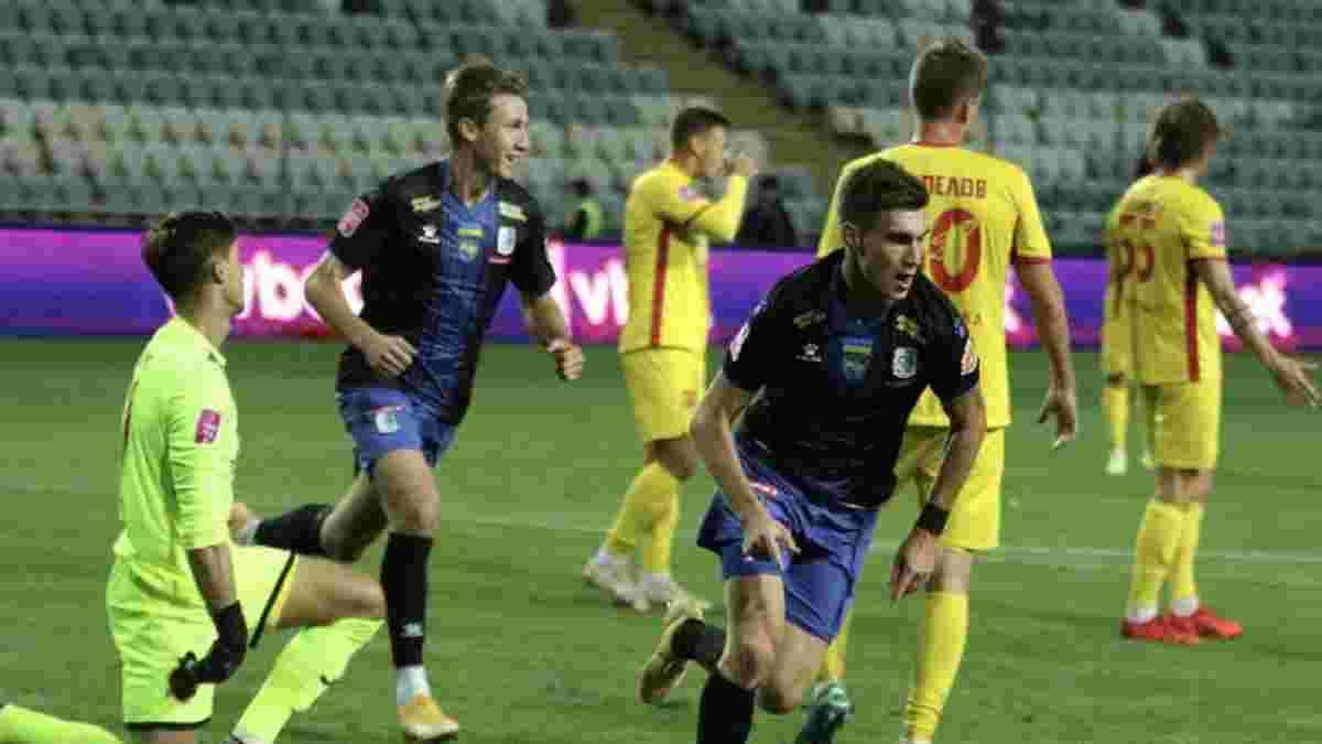 Черноморец – Ингулец – 1:1 – видео голов и обзор матча