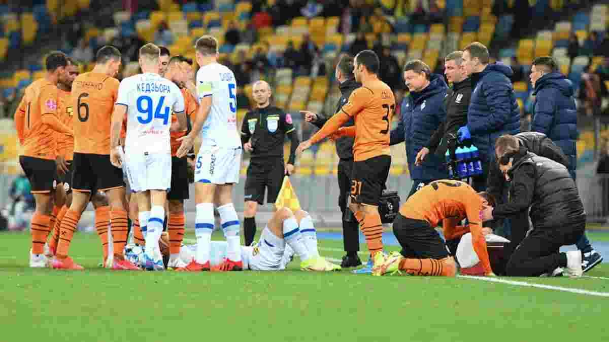Главные новости футбола 27 сентября: Динамо потеряло лидера на Баварию, Малиновского хочет топ-клуб