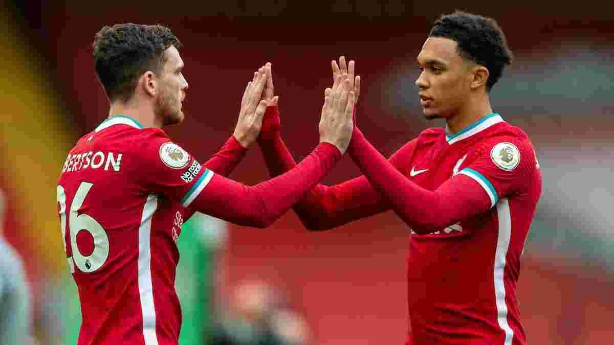 Ліверпуль обрав нових віце-капітанів команди