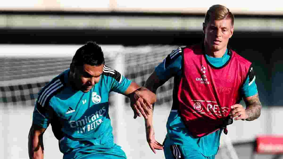 """""""6 місяців я грав через біль"""": Кроос рветься допомогти Реалу в матчі з командою Вернидуба"""