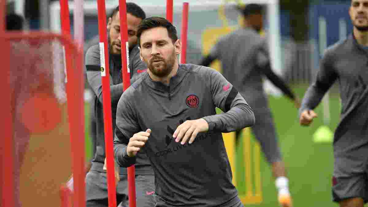 ПСЖ объявил состав на Манчестер Сити – возвращение Месси и еще одного игрока