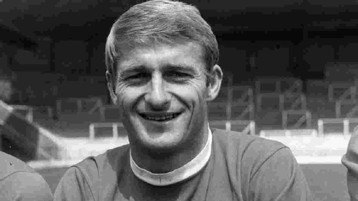 Умер Роджер Хант – второй бомбардир в истории Ливерпуля и чемпион мира-1966