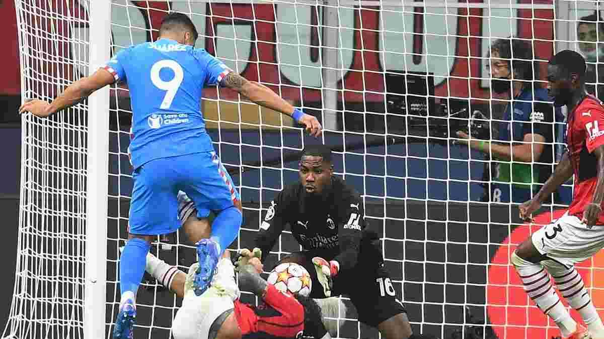 Лига чемпионов: Атлетико вырвал победу над Миланом, Ливерпуль унизил Порту, Брюгге с Соболем одолел РБ Лейпциг