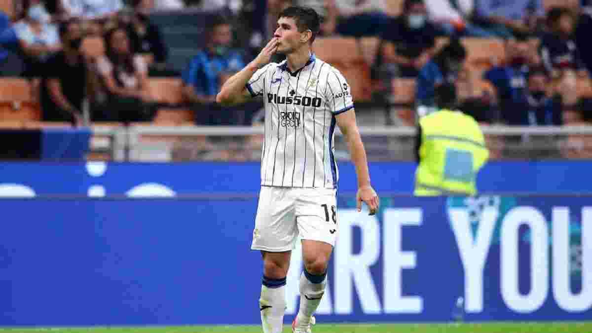Малиновский попал в символическую сборную по итогам 6-го тура Серии А
