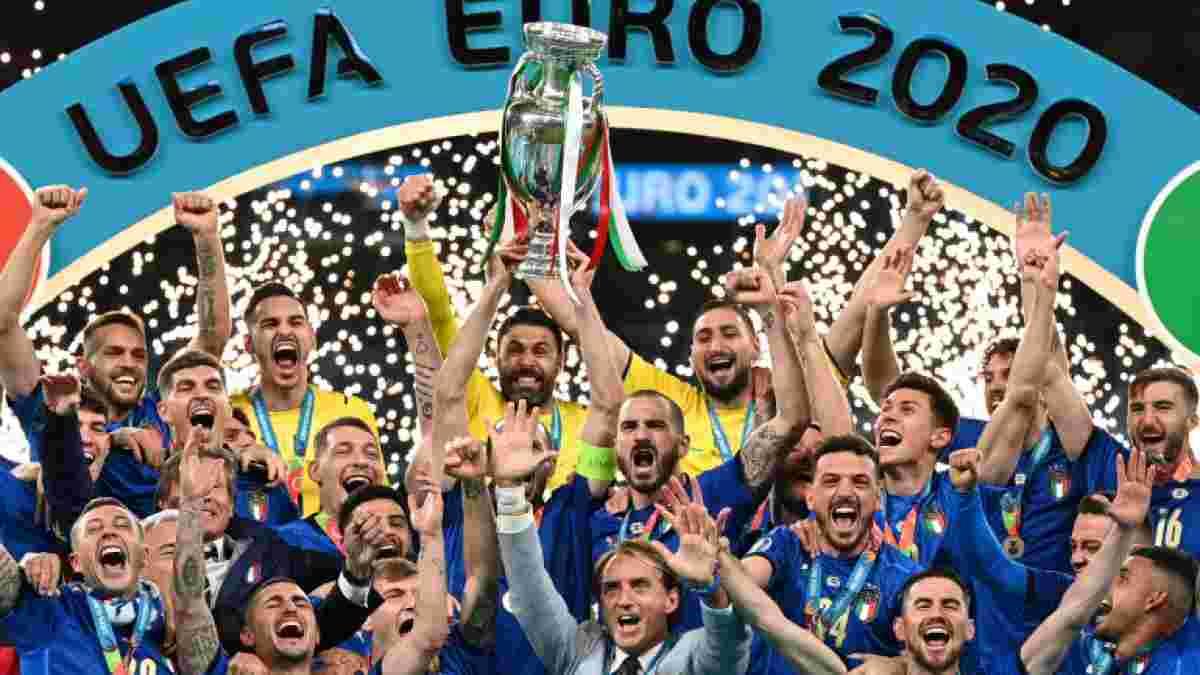Италия – Аргентина: триумфаторы Евро-2020 и Копа Америка сойдутся в поединке чемпионов двух континентов