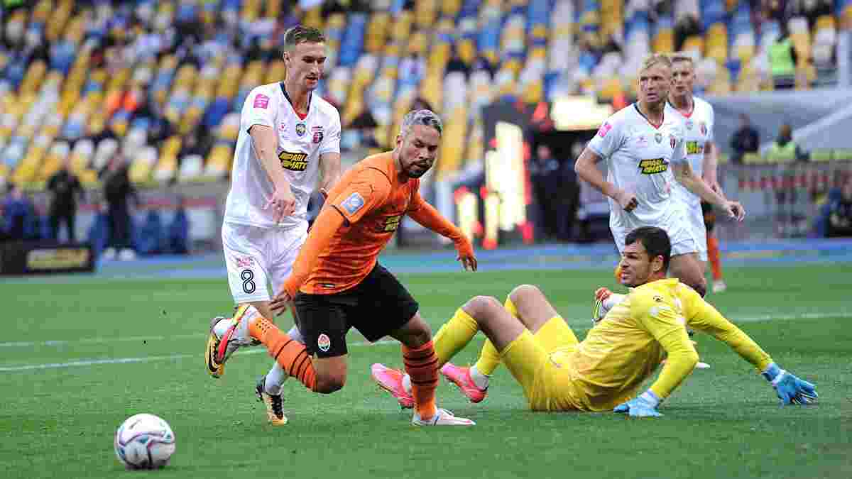 Марлос: Український футбол знову повертається на той рівень, на якому був раніше