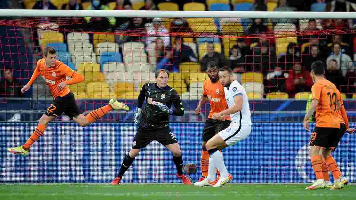 Пятов прервал вторую худшую серию в истории Лиги чемпионов – Акинфеев удержал в неприкосновенности свое антидостижение